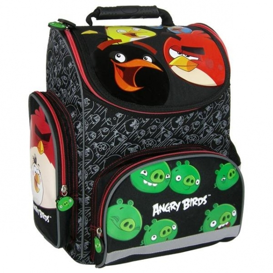 Tornister ergonomiczny Angry Birds M/10