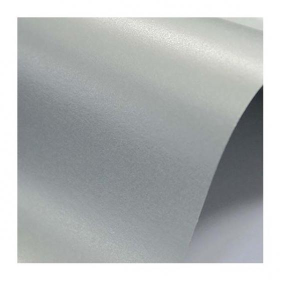Papier ozdobny srebrny metalizowany A4/20 D01 250g