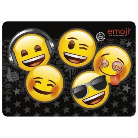 Podkład śniadaniowy laminowany Emoji