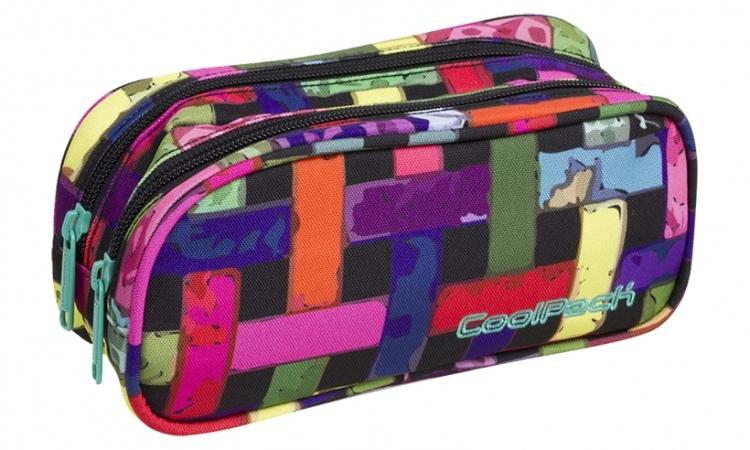Saszetka podwójna Coolpack Clever A299