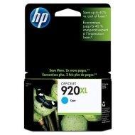 Tusz HP nr 920XL błękitny