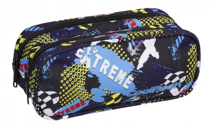 Saszetka podwójna Coolpack Clever A280