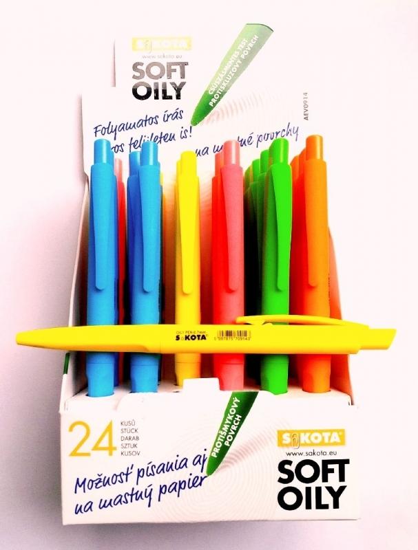 Długopis Oily Soft Sakota