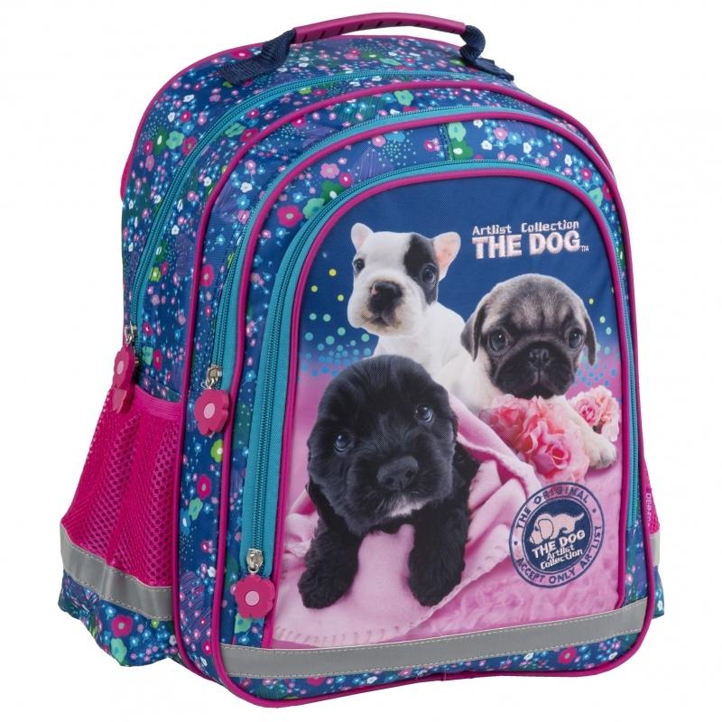 Plecak szkolny The Dog 15B/34
