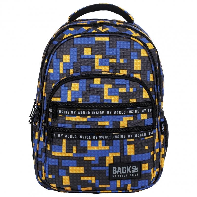 Plecak młodzieżowy BackUP 3 model M52