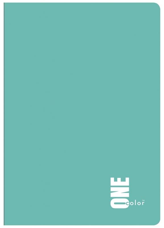 Zeszyt A5/16 kratka ONE COLOR