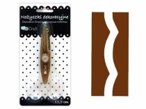 Nożyczki dekoracyjne 13,50 cm Dalprint 013