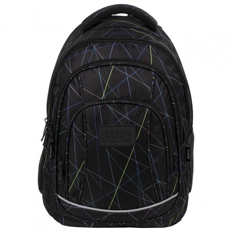 Plecak młodzieżowy BackUP 3 model A48