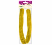 Druciki kreatywne żółte 0,6x50cm 15szt