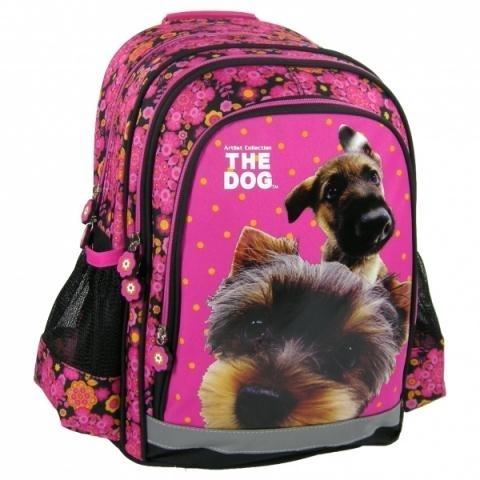Plecak szkolny The Dog 15/30 Derform