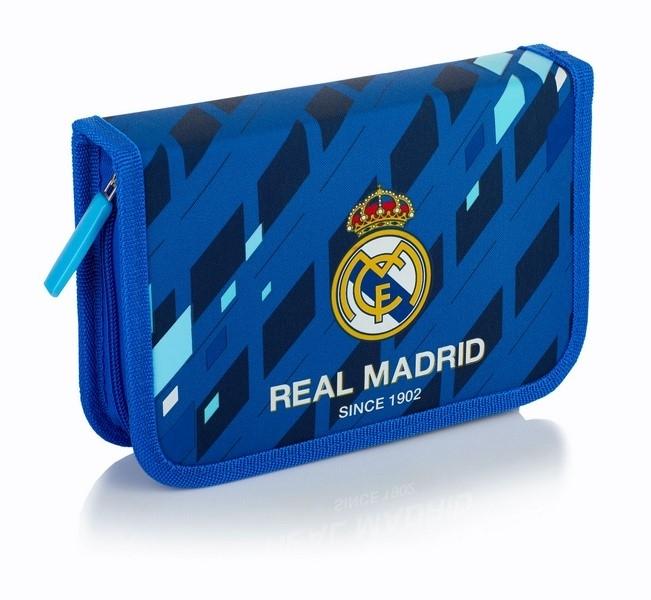 Piórnik pojedy bez wyp Real Madrid RM-133