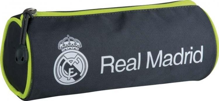 Saszetka okrągła tuba Real Madrid 2 Lime RM-63