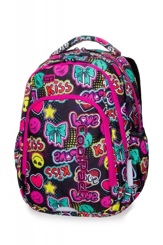 Plecak młodzieżowy Coolpack Strike S Emoticons