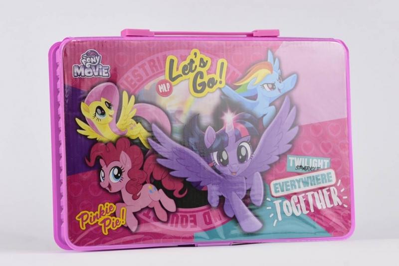 Zestaw artystyczny 71 elementów My Little Pony