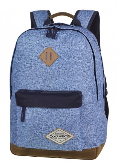 Plecak młodzieżowy Coolpack Scout Shabby Blue A119