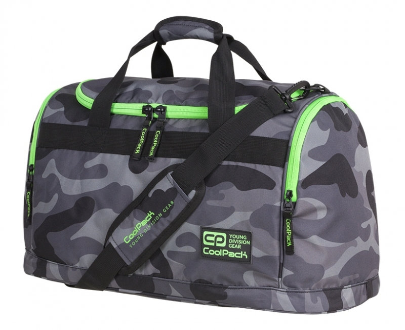 Torba sportowa CoolPack Fitt Camouflage A374