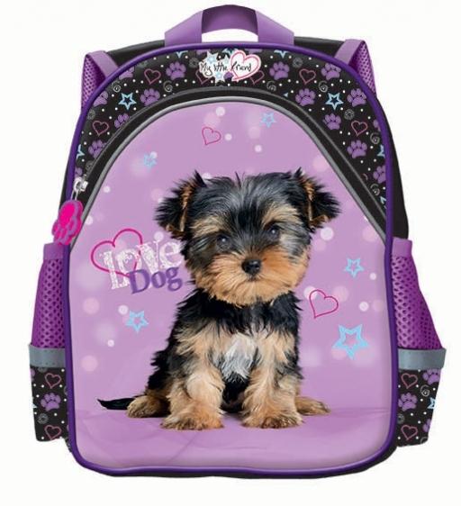 Plecak szkolno-wycieczkowy My Little Friend - Pies 1352