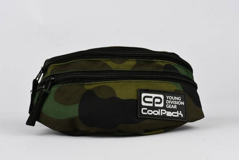 Saszetka nerka Coolpack Madison Camouflage A394