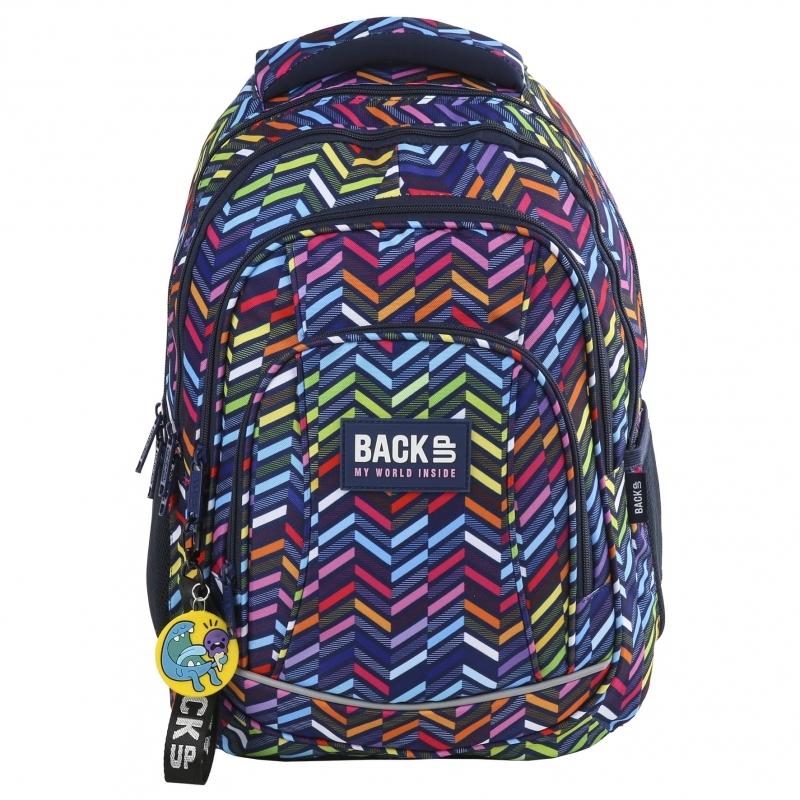 Plecak młodzieżowy BackUP 2 model A10