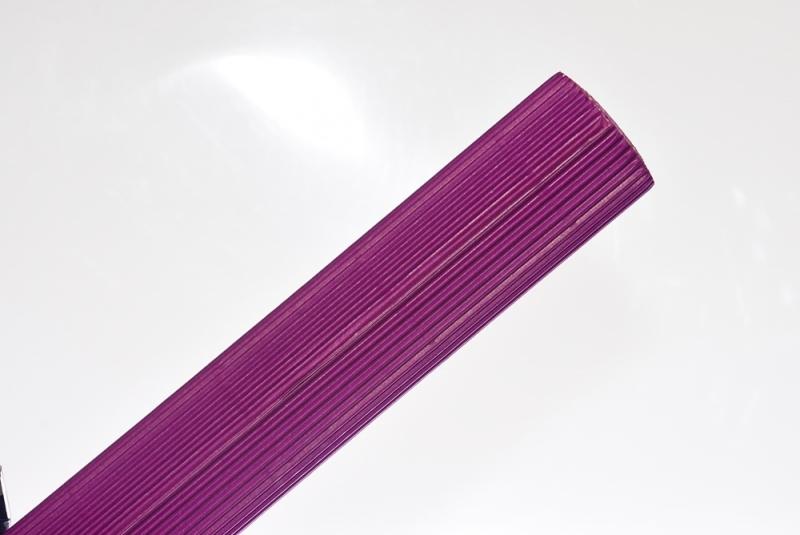 Tektura falista fioletowa 50x70cm w rolce Schemat