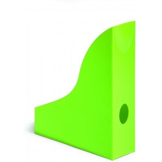Pojemnik na czasopisma Basic A4 zielony Durable