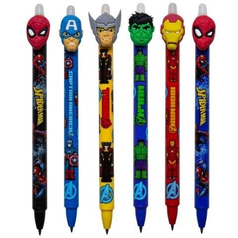 Długopis wymazywalny Avengers/Spiderman Colorino