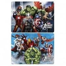 Podkład oklejany na biurko Avengers
