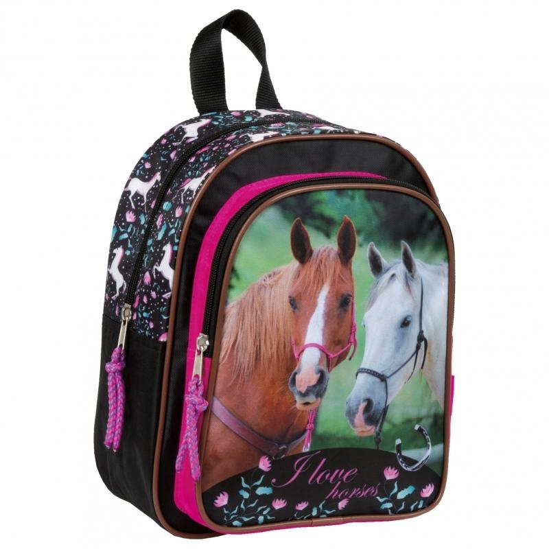 Plecak szkolno-wycieczkowy Konie 11 20