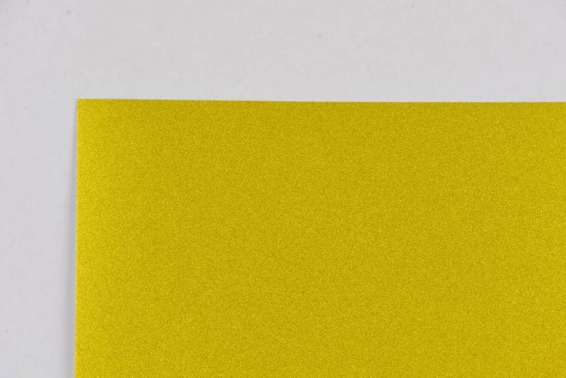 Brystol A2 220g brokat złoty Platinum