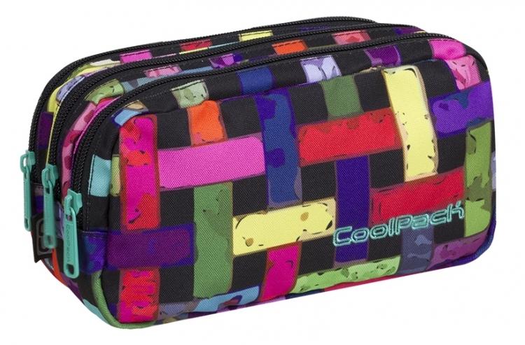 Saszetka potrójna Coolpack Primus A300
