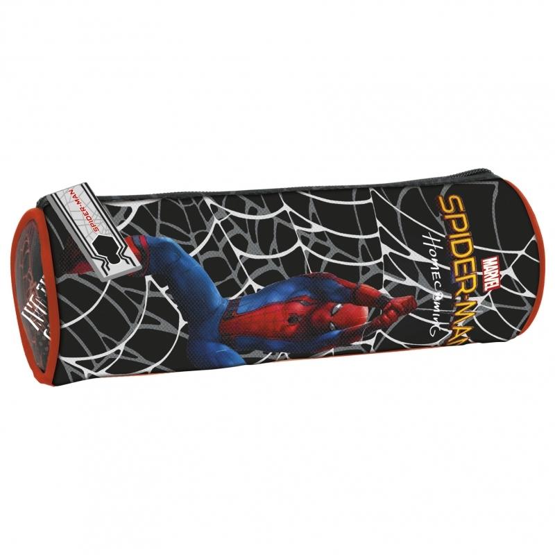 Piórnik tuba  Spider Man PJ12 Derform