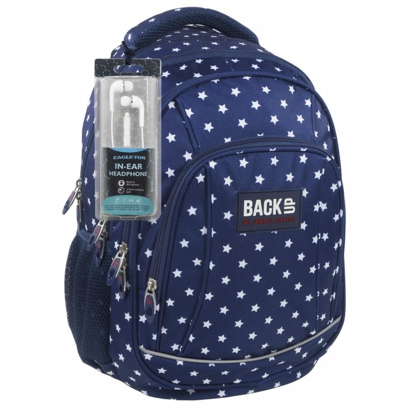 Plecak młodzieżowy BackUP model A25