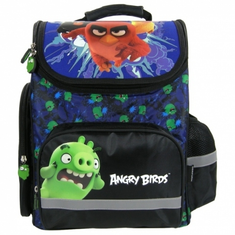 Tornister ergonomiczny Angry Birds M/13