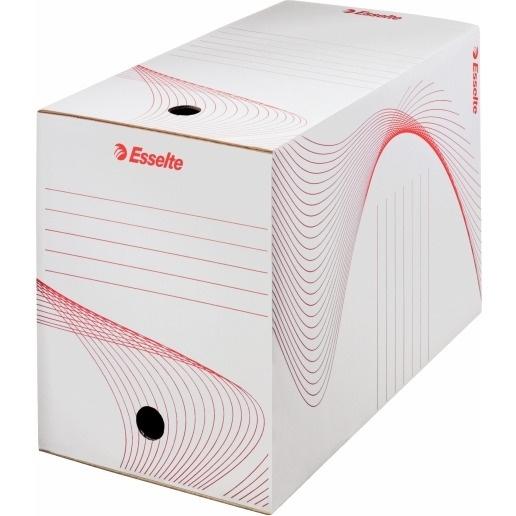 Pudło archiwizacyjne Esselte Boxy 200mm białe