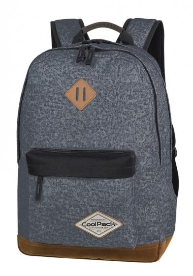 Plecak młodzieżowy Coolpack Scout Shabby Grey A120