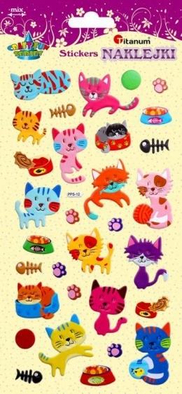 Naklejki dekoracyjne Kot