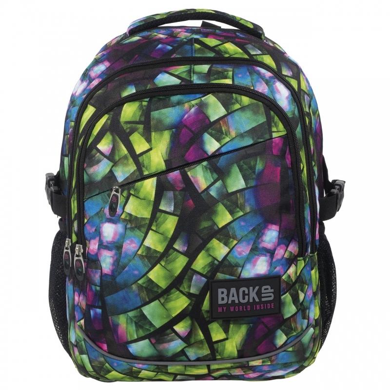 Plecak szkolny młodzieżowy BackUP model G50