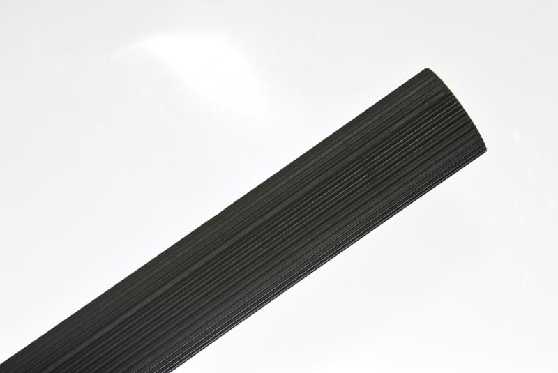 Tektura falista czarna 50x70cm w rolce Schemat