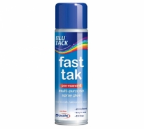 Klej w sprayu fast tak BOSTIK 150ml