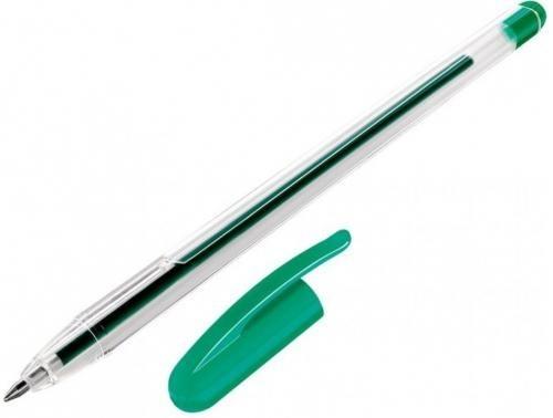 Długopis Stick Super Soft zielony Pelikan