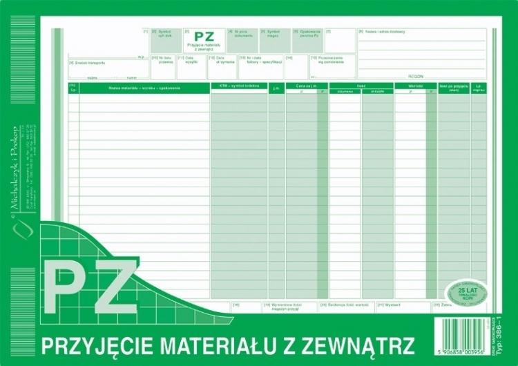 PZ A4