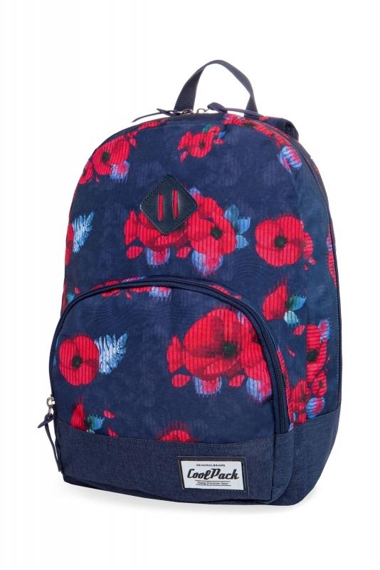 Plecak młodzieżowy Coolpack Classic Red Poppy
