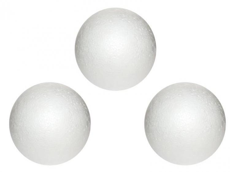 Kula styropianowa 80 mm