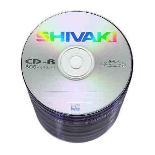 Płyta CD-R 700MB Shivaki