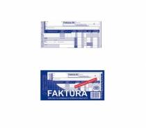 Faktura VAT 1/3 A4 NOWE STAWKI VAT