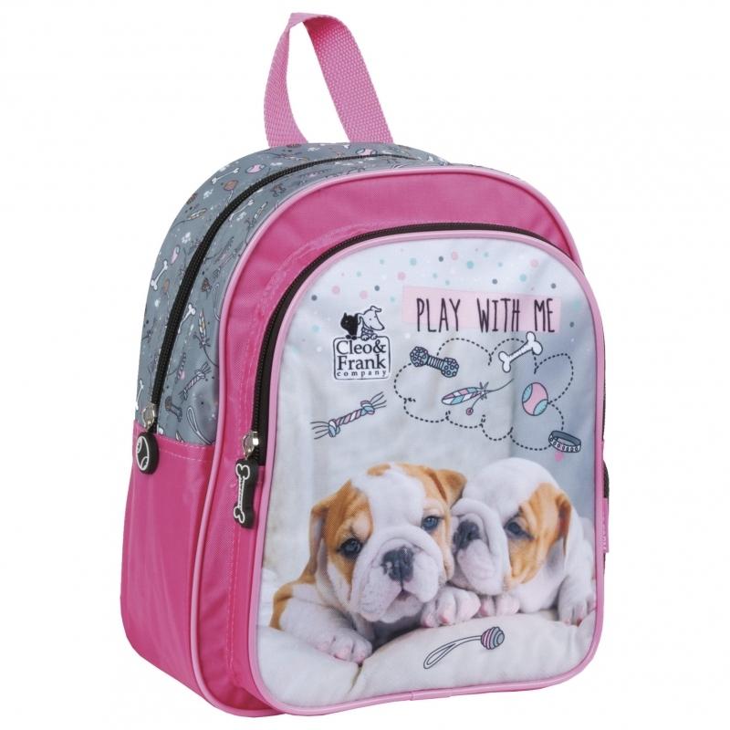Plecak szkolno-wycieczkowy Cleo i Frank 11 23