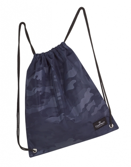 Worek na obuwie CoolPack Sprint Camo Navy A567