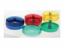 Temperówka plastikowa - Spiralne ostrza- Fun Joy