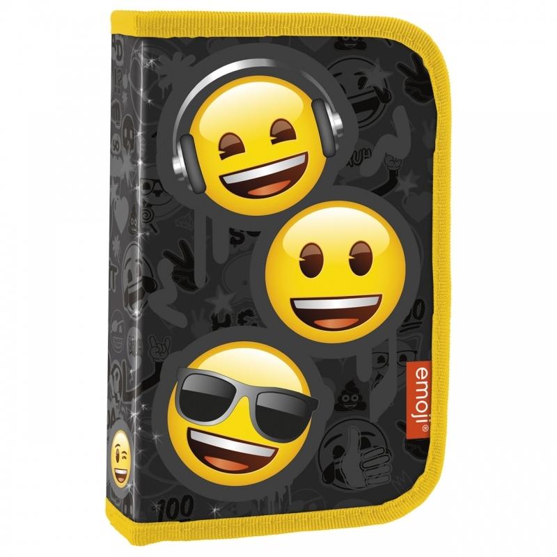 Piórnik jednokomorowy z wyposażenia Emoji 10