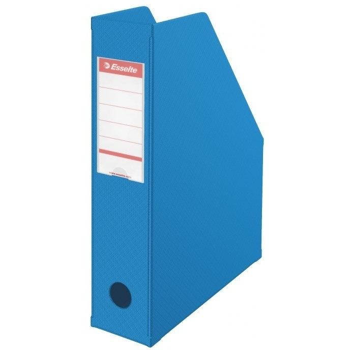 Pojemnik składany A4 70mm niebieski Pvc Esselte